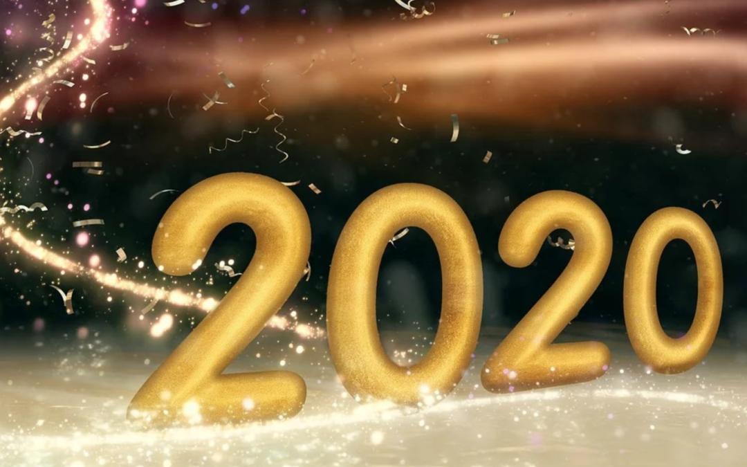 Onnellista Uutta Vuotta 2020!